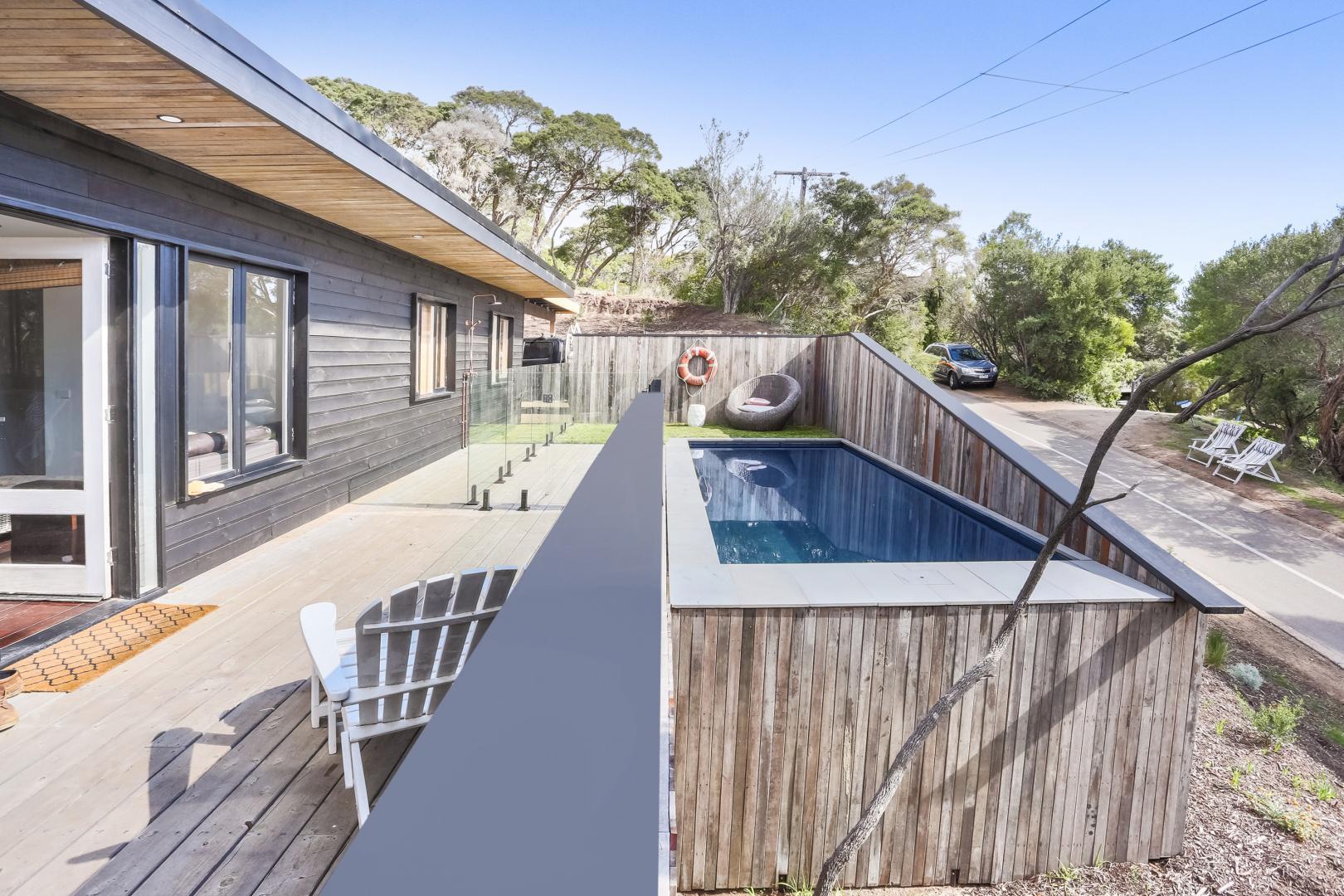 Custom pool design mornington peninsula rosebud for Pool design regrets